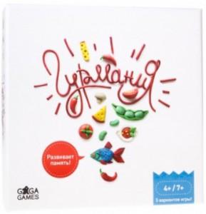 Настольная игра GaGa Games 'Гурмания' (GG120)