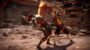 скриншот  Ключ для Mortal Kombat 11 - RU #5