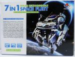 Конструктор на солнечной батарее Cute Sunlight 'Space fleet' 7 в 1 (2117)