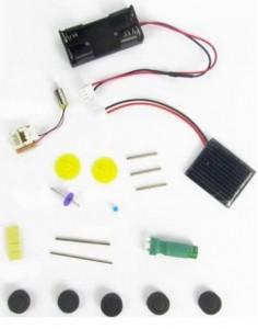 фото Конструктор на солнечной батарее Cute Sunlight 'Space fleet' 7 в 1 (2117) #13