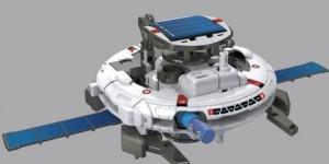 фото Конструктор на солнечной батарее Cute Sunlight 'Space fleet' 7 в 1 (2117) #14