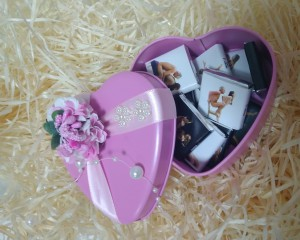 Подарок Суперкомплект 'Набор конфет 'Камасутра' мини в подарочной коробочке'