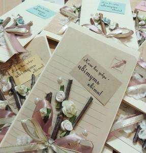 фото страниц Книга 'Есть, молиться, любить' + Открытка 'Коли все добре - цвітуть квіти' #7