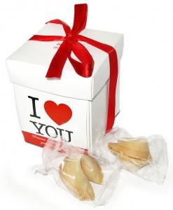 фото Чайная коллекция + Печенье с предсказаниями 'Для влюбленных'+Открытка 'Для влюбленных' #3