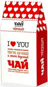 фото Чайная коллекция + Печенье с предсказаниями 'Для влюбленных'+Открытка 'Для влюбленных' #12