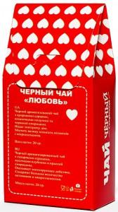 фото Чайная коллекция + Печенье с предсказаниями 'Для влюбленных'+Открытка 'Для влюбленных' #13