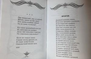 фото страниц Книга '100 стихотворений, которые растрогают самых суровых мужчин' + Мармелад жевательный 'Для справжніх чоловіків' #11