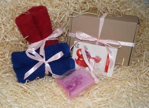 Подарок Подарочный набор 'На день Святого Валентина'