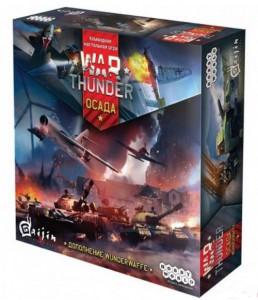 Настольная игра Hobby World 'War Thunder: Осада. Wunderwaffe' (181898)