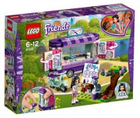 Конструктор Lego Friends  'Мольберт Эммы ' (41332)
