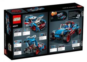 фото Конструктор Lego Technic 'Гоночный автомобиль' (42077) #3