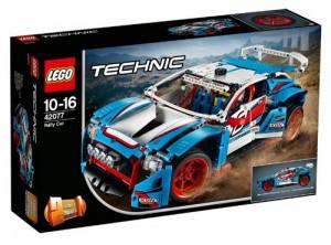 Конструктор Lego Technic 'Гоночный автомобиль' (42077)