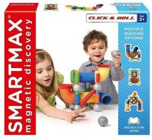 Магнитный конструктор SmartMax 'Гонки шариков' (SMX 404)