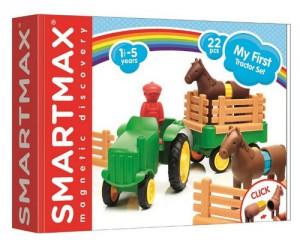 Магнитный конструктор SmartMax 'Мой первый трактор' (SMX 222)