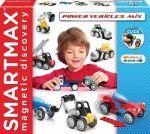 Магнитный конструктор SmartMax 'Мощные машины' (микс) (SMX 303)