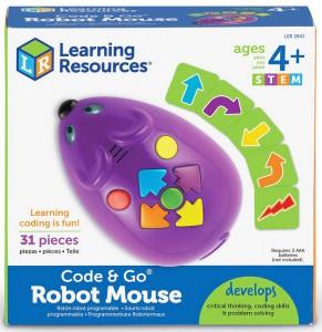Игровой STEM-набор Learning Resources 'Мышка' (LER2841)
