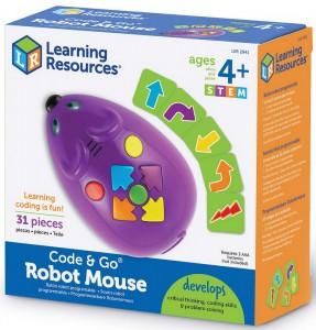 фото Игровой STEM-набор Learning Resources 'Мышка' (LER2841) #3