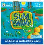 Обучающая игра Learning Resources 'Забавные крокодильчики' (LER5052)
