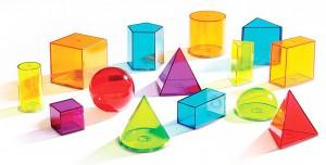 фото Обучающий игровой набор Learning Resources '3D-геометрия' (LER4331) #2