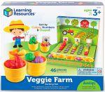 Обучающий игровой набор-сортер Learning Resources 'Умный фермер' (LER5553)