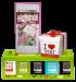 Чайная коллекция + Печенье с предсказаниями 'Для влюбленных'+Открытка 'Для влюбленных'