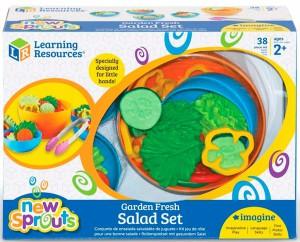 Игровой набор Learning Resources 'Овощной салат' (LER9745-D)