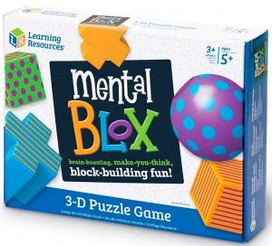 фото Развивающая игра Learning Resources 'Ментал блок' (LER9280) #2