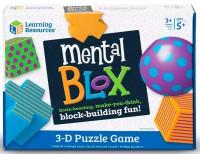 Развивающая игра Learning Resources 'Ментал блок' (LER9280)