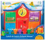 Развивающий бизиборд Learning Resources 'Занимательная школа' (LER7736)