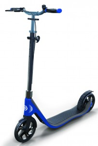 Самокат Globber 'One NL 205 Deluxe' черно-синий (478-103)