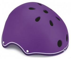 фото Шлем защитный детский Globber, фиолетовый XS (500-103) #3