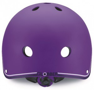 фото Шлем защитный детский Globber, фиолетовый XS (500-103) #4