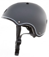 Шлем защитный детский Globber, серый XS (500-118)
