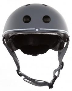 фото Шлем защитный детский Globber, серый XS (500-118) #4