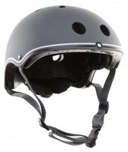 фото Шлем защитный детский Globber, серый XS (500-118) #3