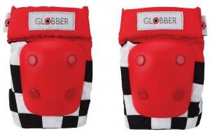 Комплект защитный детский Globber, красный XXS (529-001)