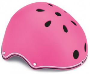 фото Шлем защитный детский Globber, розовый XXS (504-110) #3