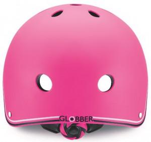 фото Шлем защитный детский Globber, розовый XXS (504-110) #2
