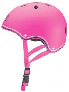 Шлем защитный детский Globber, розовый XXS (504-110)