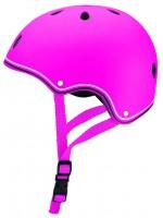 Шлем защитный детский Globber, темно-розовый XXS (504-114)