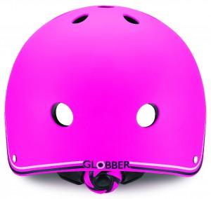 фото Шлем защитный детский Globber, темно-розовый XXS (504-114) #3
