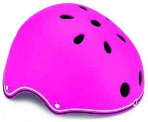 фото Шлем защитный детский Globber, темно-розовый XXS (504-114) #2