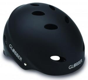 фото Шлем защитный подростковый Globber, черный M (514-120) #3