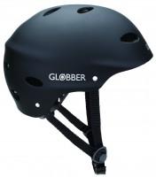 Шлем защитный подростковый Globber, черный M (514-120)