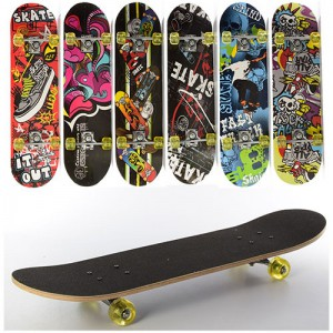 Детский скейт (MS 0321-1)