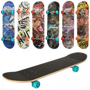Детский скейт (MS 0321-3)