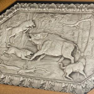 фото Сувенир 'Охота на кабана' #3