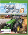 игра Farming Simulator 19 Xbox One - Русская версия