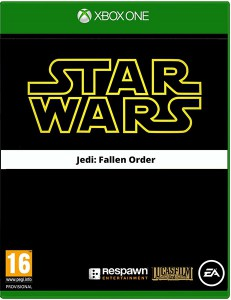 игра Star Wars Jedi: Fallen Order Xbox One