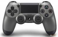 Джойстик Dualshock 4 для консоли PS4 (Steel Black) V1